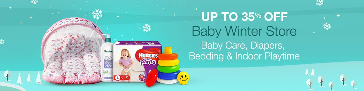 Up to 35% Off: Baby Winter Store
