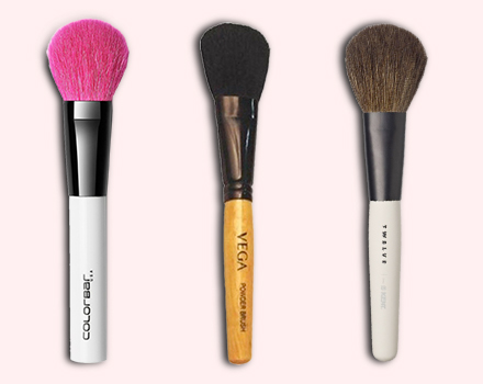 Brush set makeup mac