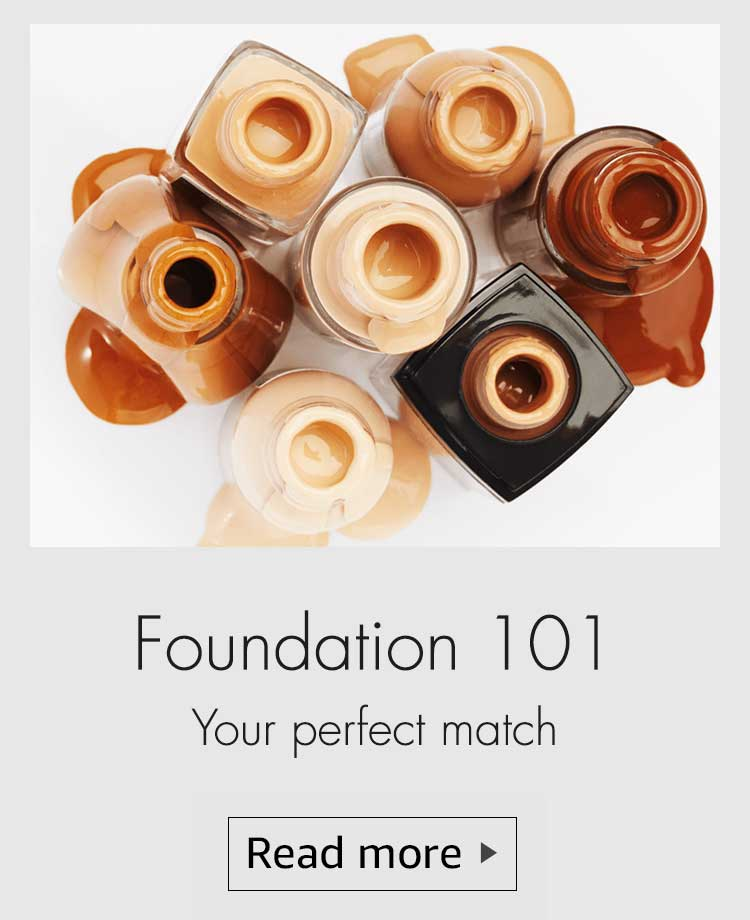 foundation buying guide, how to buy a foundation