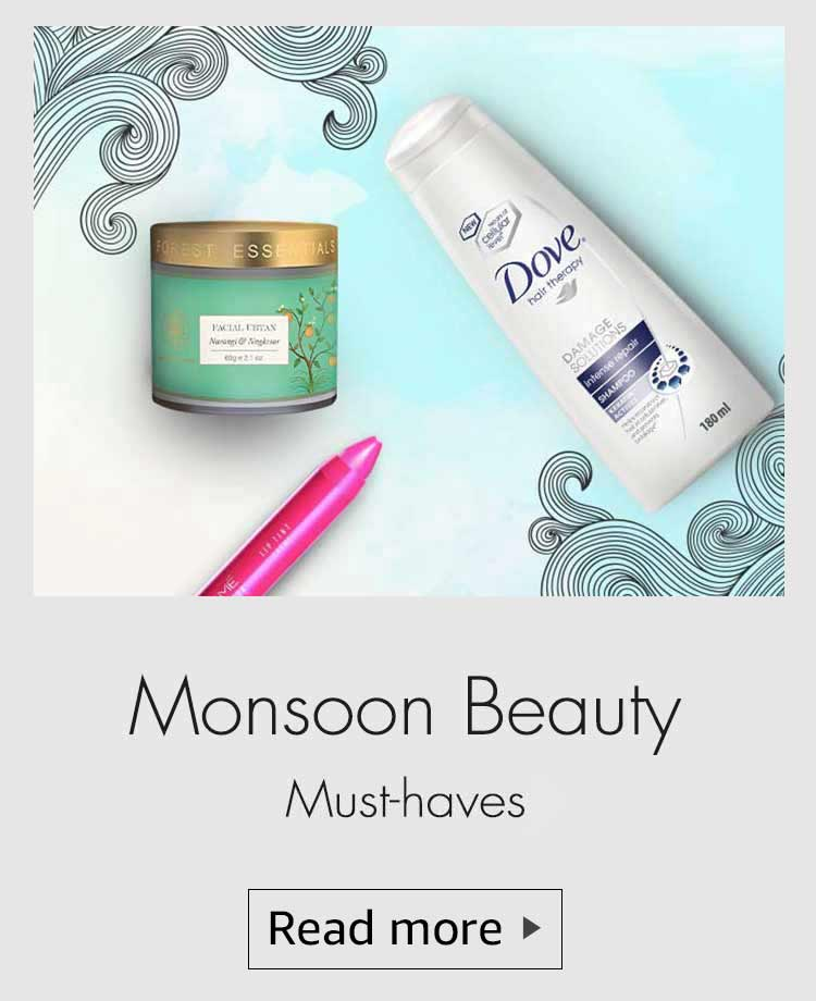 monsoons store, monsoon beauty store, monsoon beauty tips, monsoon tips, monsoon beauty needs, skincare tips for monsoon, haicare tips for monsoon, monsoon skincare tips, monsoon haircare tips