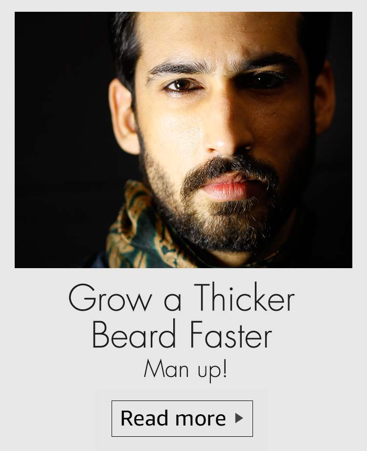 how to grow beard faster, how to grow a thick beard