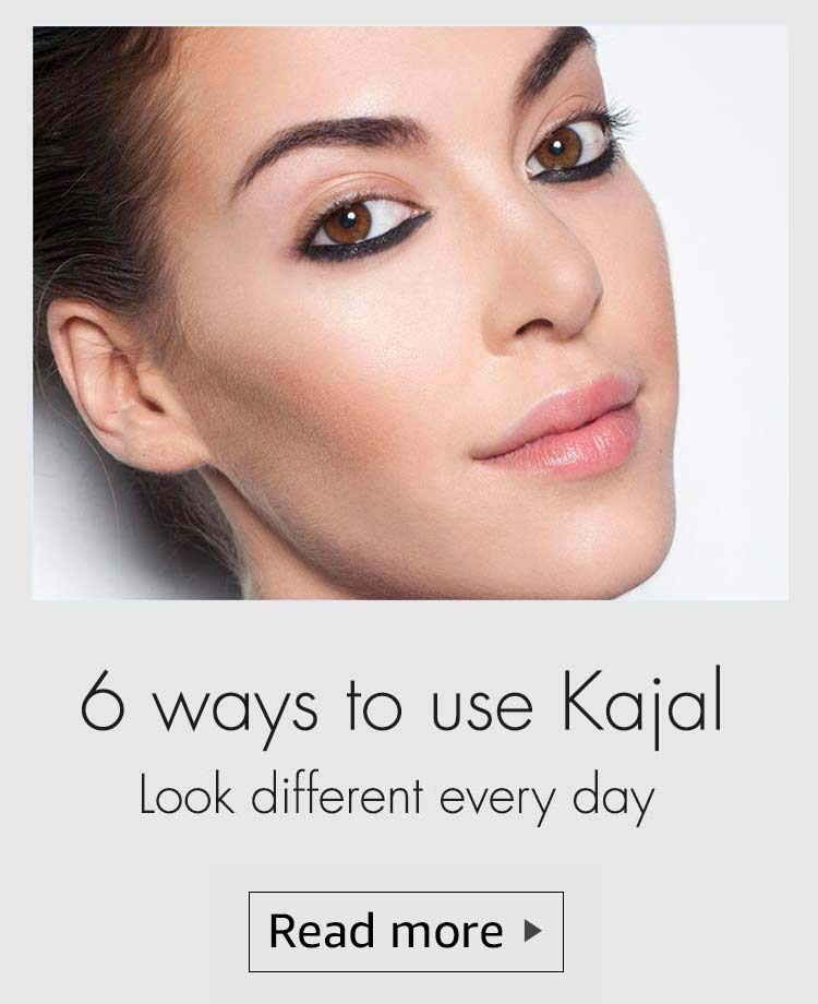 how to apply kajal, types of kajal, best black kajal, colorful kajla, applying kajal, apply kajal for small eyes, apply kajal on lowerlash line, apply kajal eyeliner