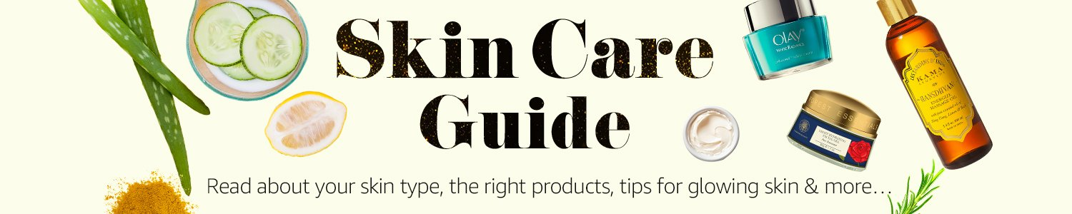 beauty guide skincare