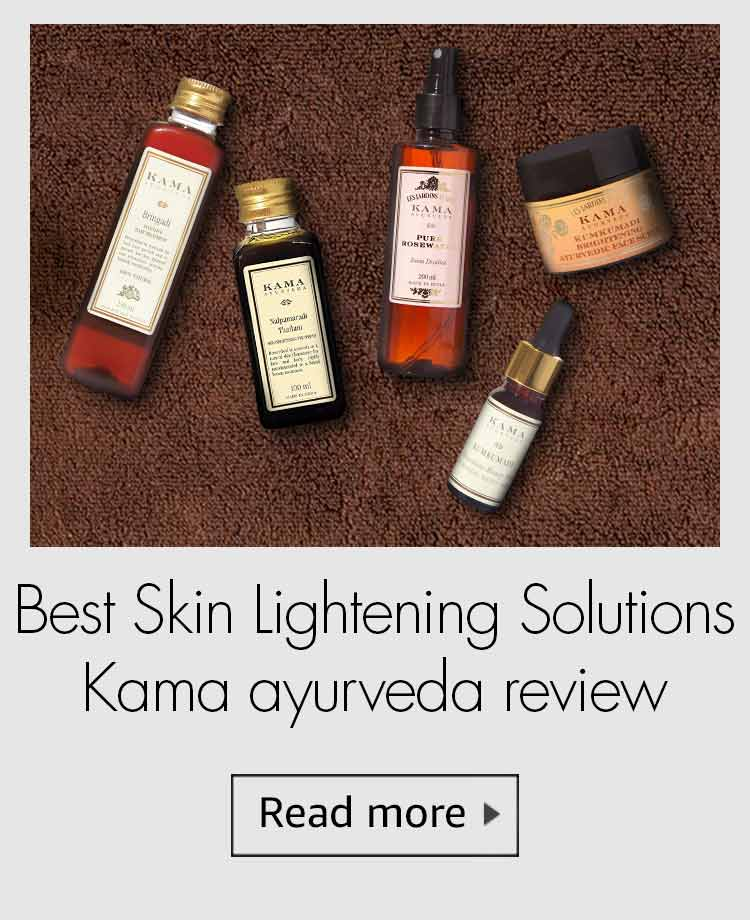 kama ayurveda review