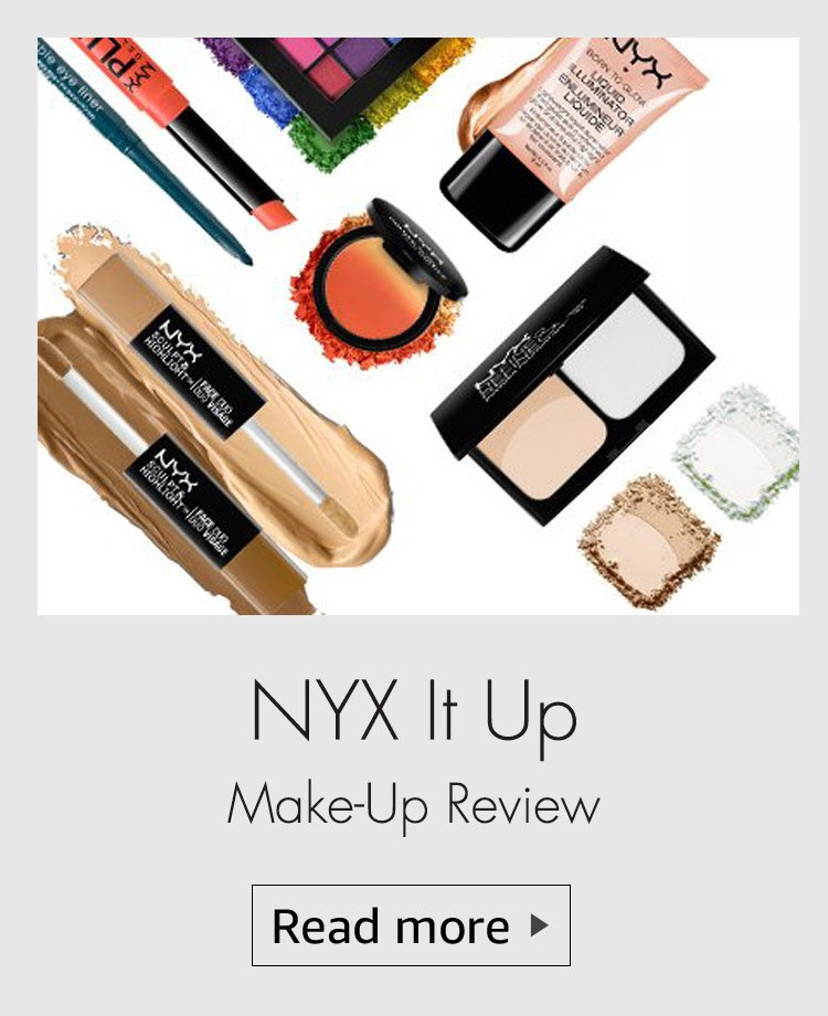 Nyx professional makeup review, ny makeup review, NYX mascara review, NYX foundation review, NYX strobe genius review, NYX dream catcher review, ny professional makeup review