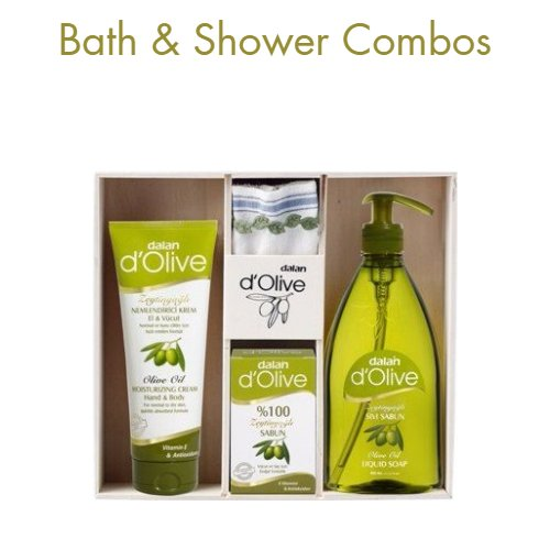 Bath and shower combos
