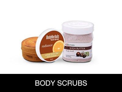 Body scrubs