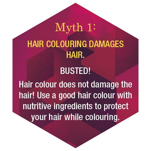 myths about hair coloring, hair coloring myths, hair coloring myths busted, hair color for teens, hair color, hair coloring for teenagers
