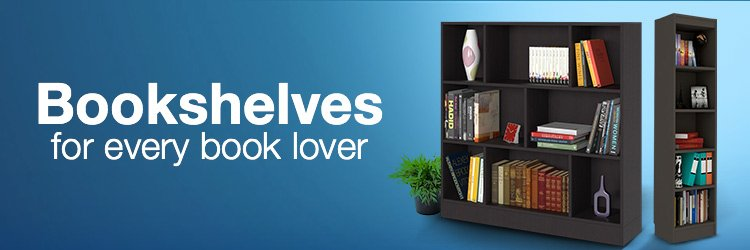 Book Shelves for every book lover
