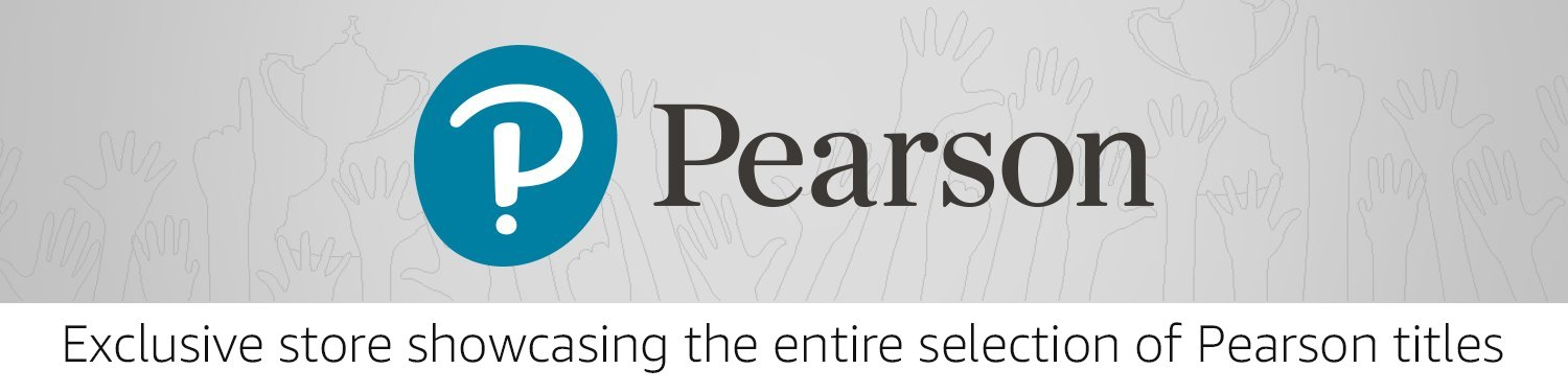 Exclusive store showcasing entire selection of Pearson titles