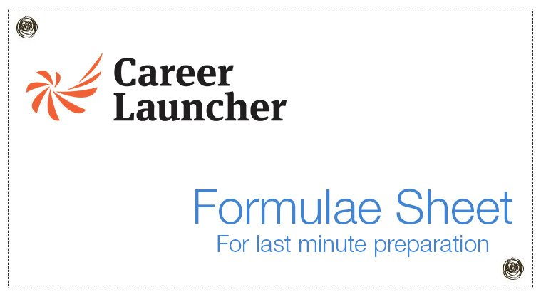 CL_formulae sheet