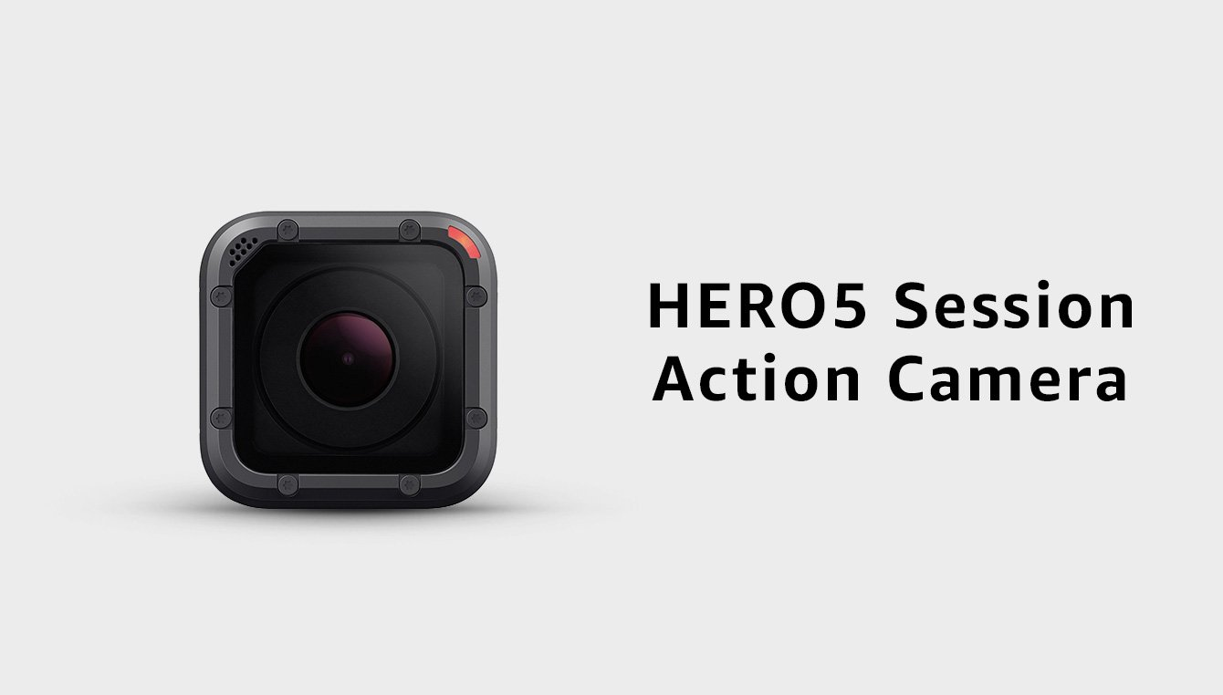 Hero 5 session action cameras