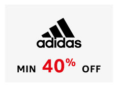 Adidas Min 40% off