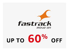 Fastrack Up to 60% off