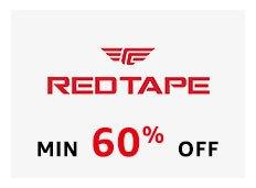 Redtape Min 60% off