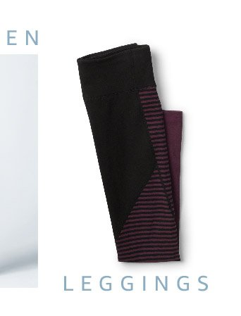 Women Leggings and Trousers