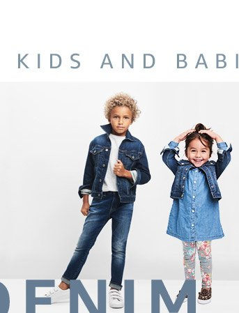 Kids Denims