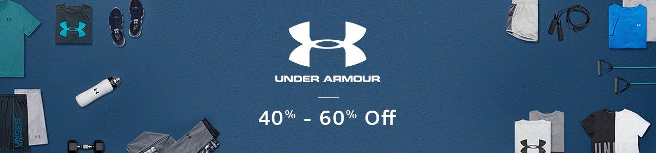Under Armour EOSS