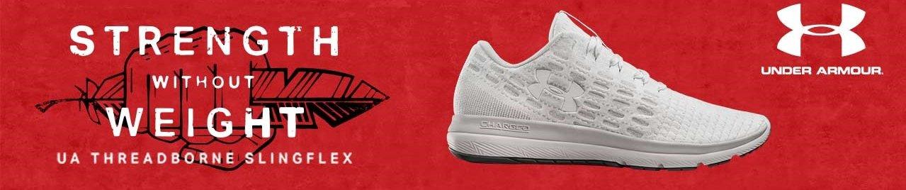 UA Slingflex Shoes