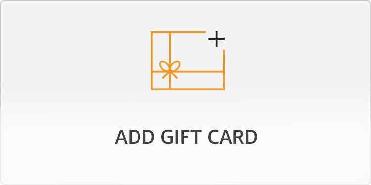 Add Gift Cards
