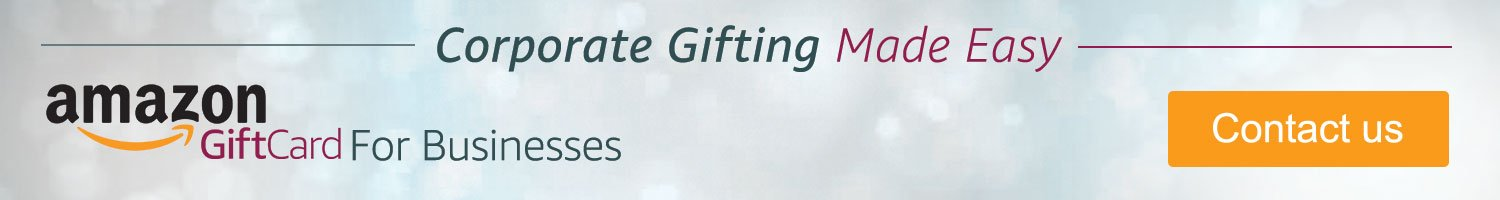 Amazon in: Corporate Gifting Enquiry: Gift Cards