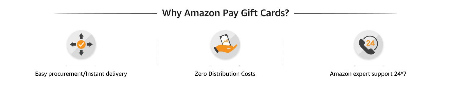 Why Amazon Pay Gift Cards?