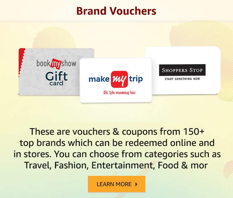 Branded Vouchers