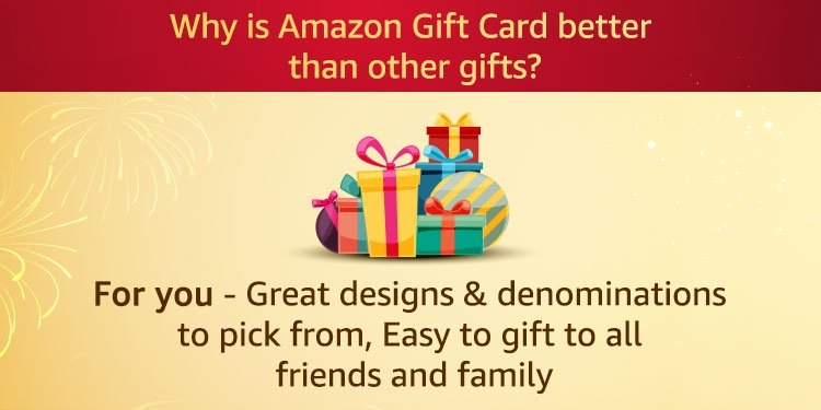 Why is Gift Cards better?
