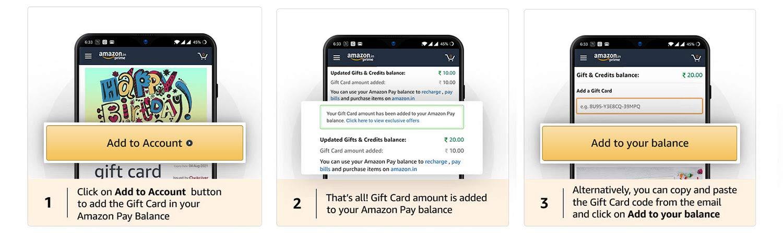 buy someone an amazon gift card