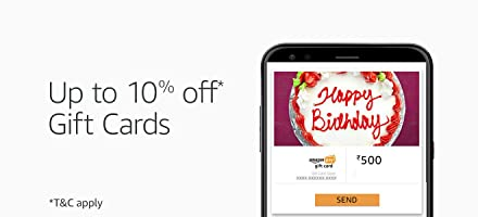 Up to 10% off* | Gift Cards