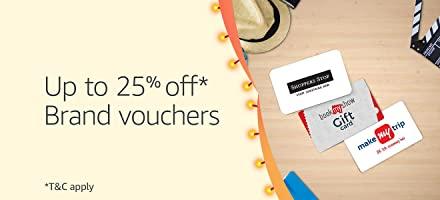 Up to 25% off | Branded Vouchers