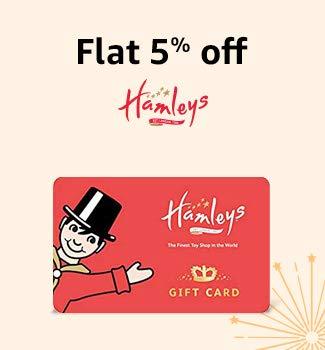 Hamleys Gift Cards
