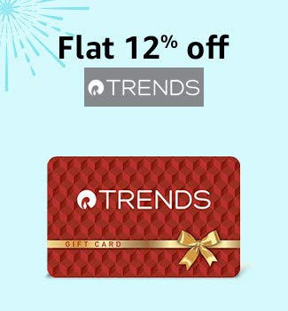 Reliance Trends Gift Cards