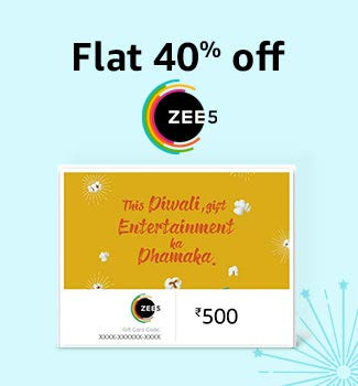 Zee5 Gift cards