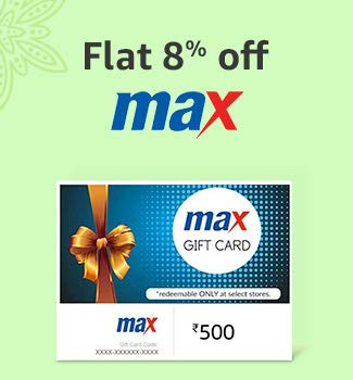 Max Gift Cards