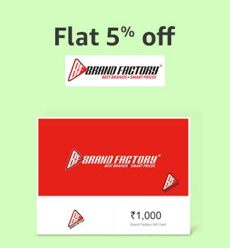 Brand Factory Gift Cards