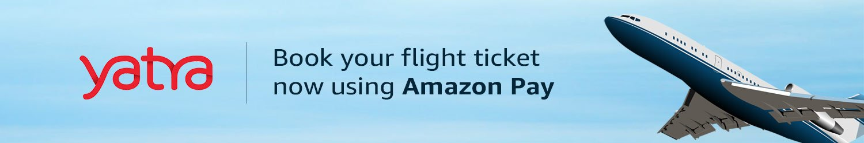 yatra flight offers