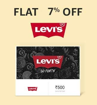 Levis Gift cards