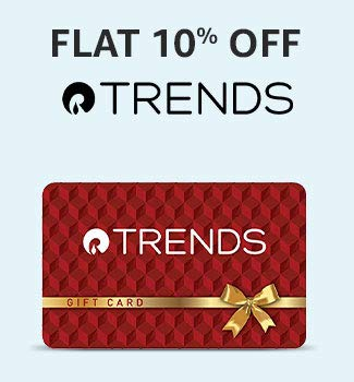 Trends Gift cards