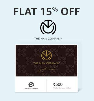 The Man Company Gift Cards