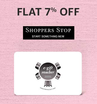 shopperstop gift card