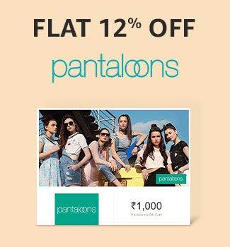 Pantaloons Gift card