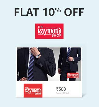 The Raymond Shop Gift cards