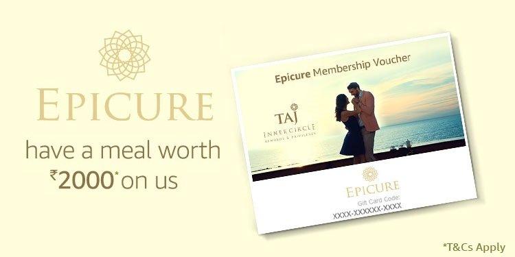 Taj Epicure
