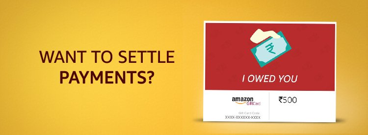 Want to settle payments?