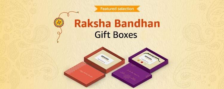 Raksha Bandhan Gift boxes
