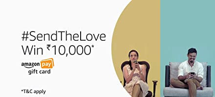 Win Rs.10,000* | Amazon Gift Cards