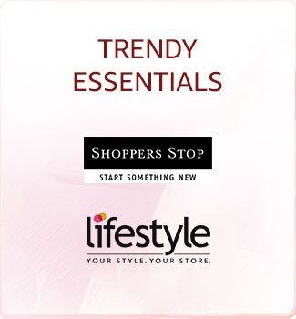 Trendy essentials