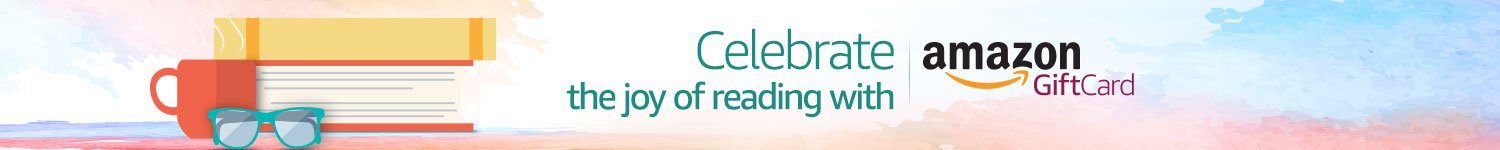 Celebrate the joy of reading