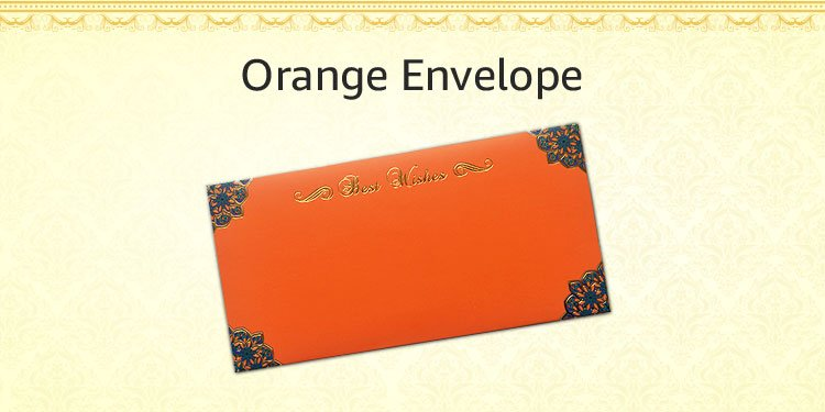 Orange Envelope